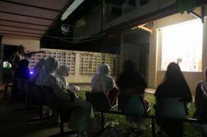 Nonton Video Astronomi