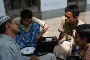 Saya, Iqbal, Adnan, ust. Dadang