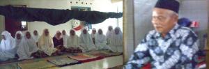 mBah Safri dan Jama'ahnya