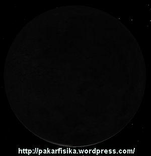 Bulan Sabit 1 Muharram 1430 H