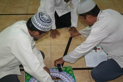 Koreksi Kiblat di Bani Saud