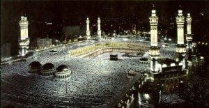 Ka'bah ada di Pusat Masjidil Haram