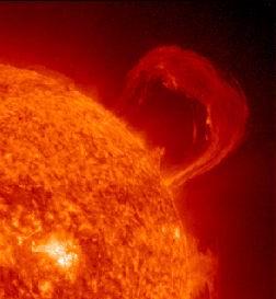 Flare di Matahari