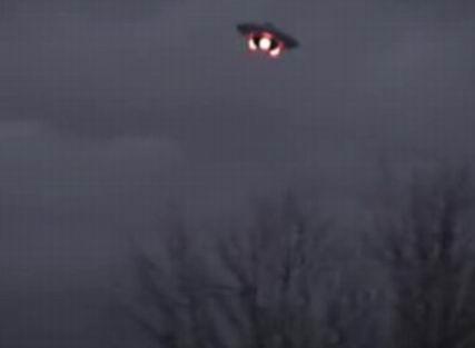 UFO di Colorado, 29 Nop 2008
