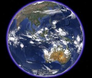 Awan menyelimuti Bumi-Jawa Tengah