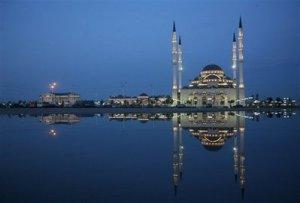 Masjid di Rusia