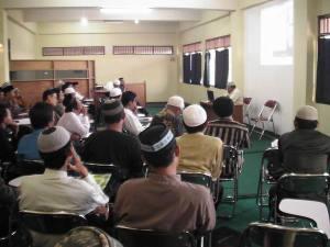 Kajian Arah Kiblat di Islamic Center Surakarta