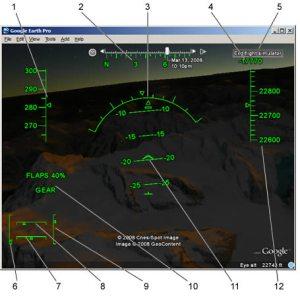 Simulator Penerbangan by GE