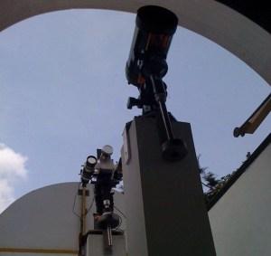 inilah Teleskop Surya itu
