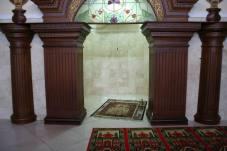 Kiblat Masjid Agung Solo