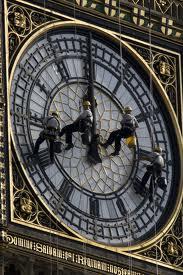 Tukang reparasi Jam di Bigben