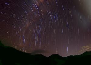 Star Trail karya Daryl Ariawan