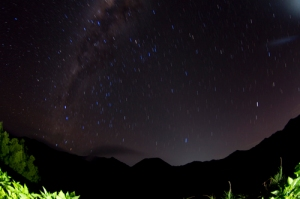 Star Trails Karya Iariawan KFT
