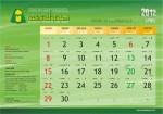Kalender 2012 Meja