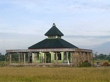 Foto Masjid pada 04 Maret 2012