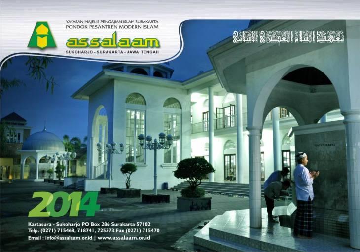 Kalender 2014 -PPMI Assalaam