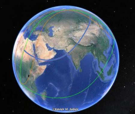 Peta Jalur GMC 27 Jan 632 M