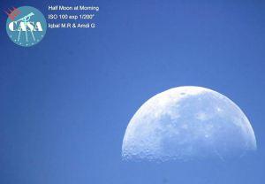 Fase Bulan / 11 Mei 2015