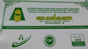 Ujian Lisan SMK Assalaam