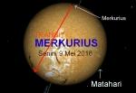 Transit Merkurius 2016